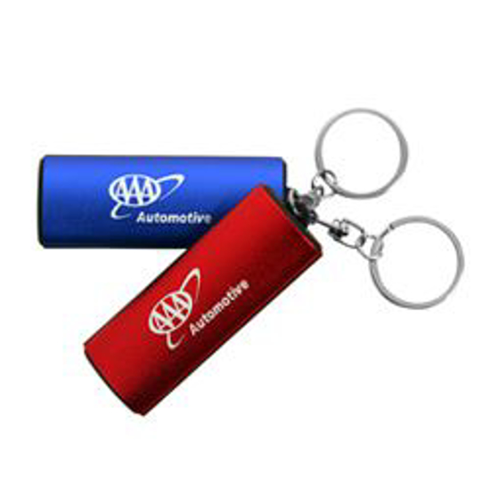Picture of Aluminum Key Chain Flashlight