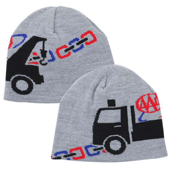 Picture of Tow Truck Knit Beanie