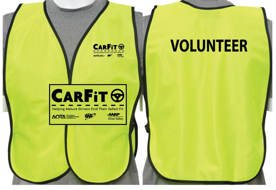 Picture of Volunteer Safety Vests