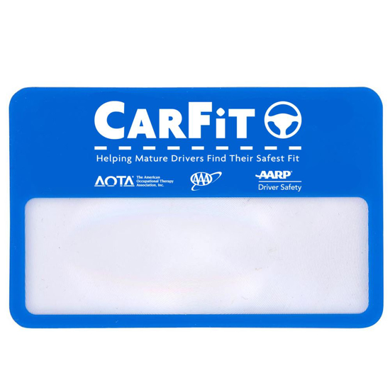 Picture of Credit Card Magnifier