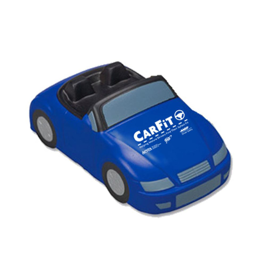 Picture of Sports Car Squeeze Toy